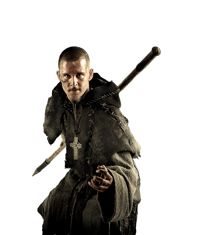 Vikings Mönch